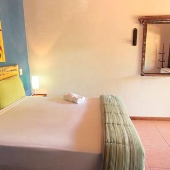 Confortáveis e equipadas suítes na Serra do Cipó